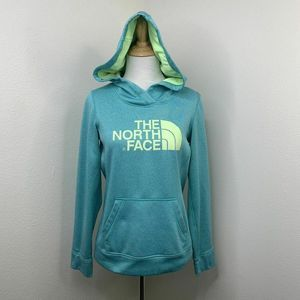 The North Face Rainbow Sweater Pullover Hoodie XS
